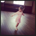 Libby ballerina