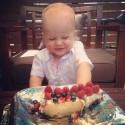 Jonah and cake