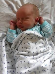 Newborn Jonah