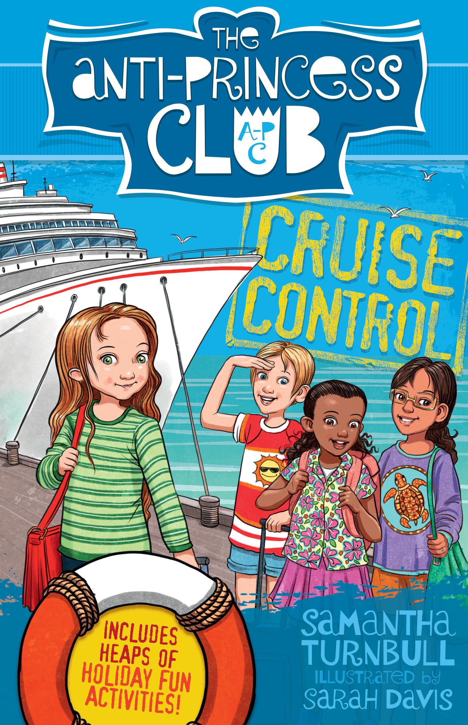 Book Five Cruise Control