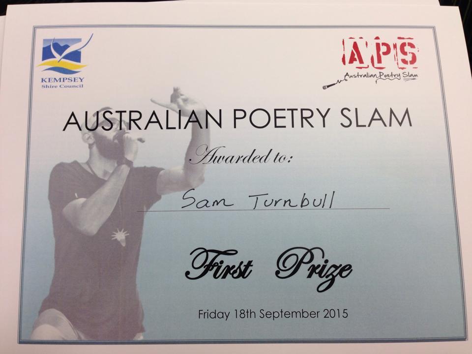 Australian Poetry Slam